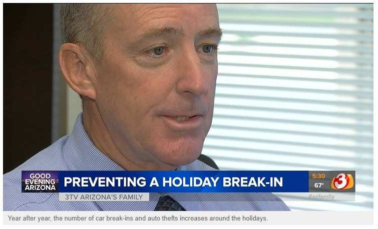 Preventing  A Holiday Break-In